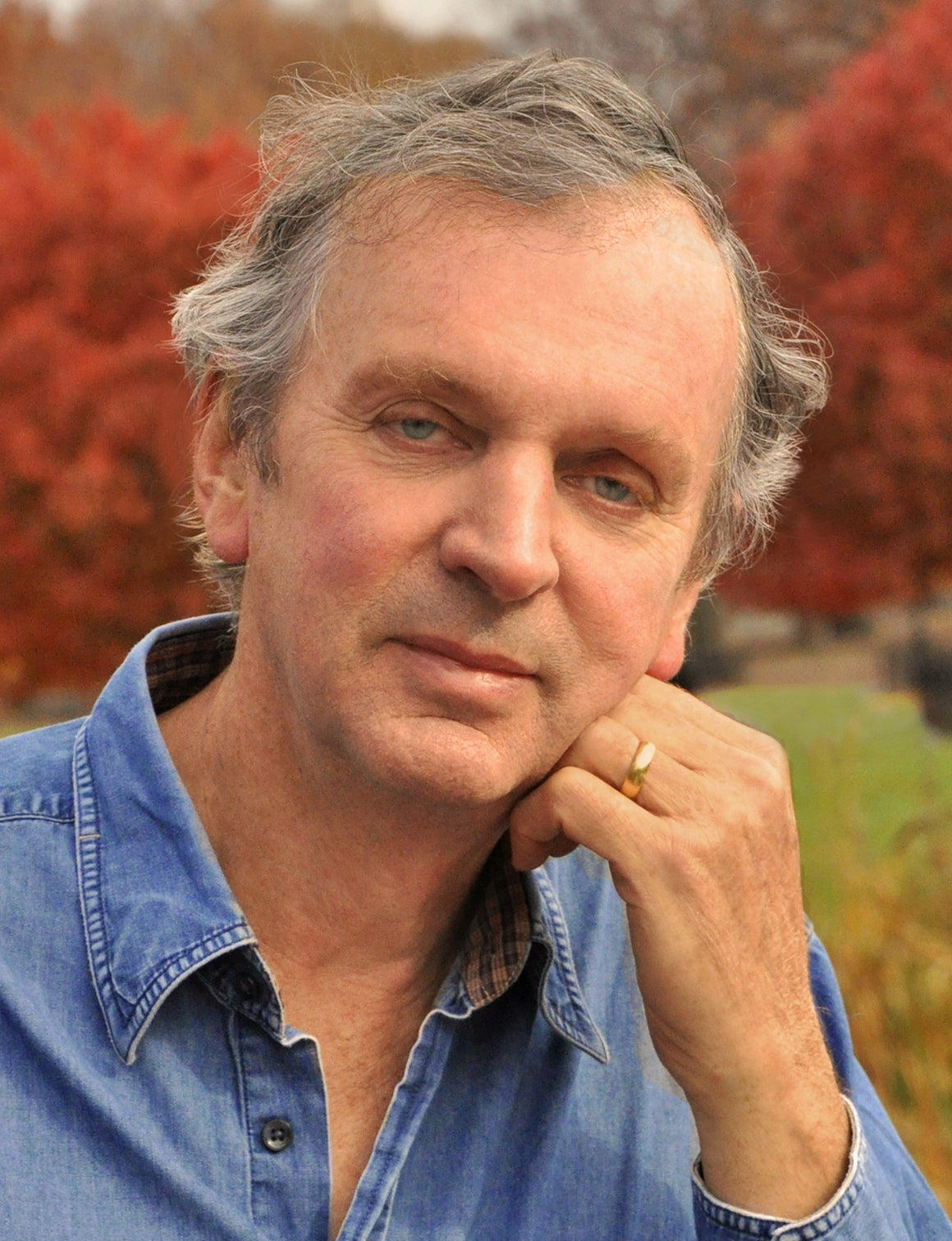 July 24, 2017 - Monday 7-9pm - Resonant Minds and Voices: An Evening with Rupert Sheldrake and Jill Purce at Fremont Abbey Arts Center