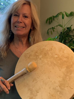 February 09, 2020 - Sunday 12:30-6pm - Medicine Drum Making - with Starfeather Marcy
