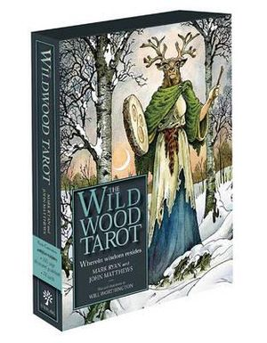 Wildwood Tarot by Mark Ryan