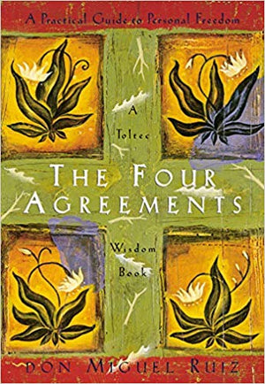 February 24, 2020 - Monday 7-9pm - East West Book Club & Tea: The Four Agreements by Don Miguel Ruiz - Led by Shae
