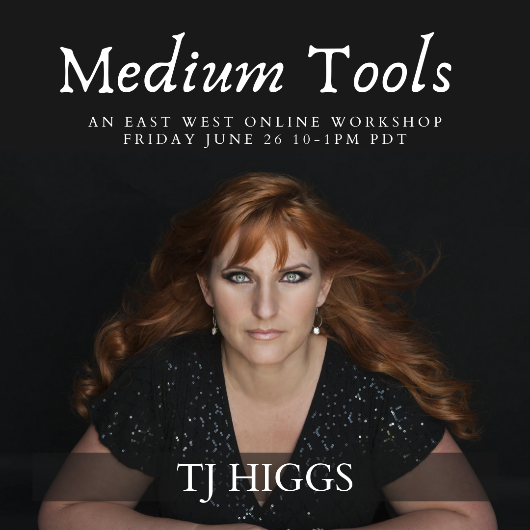 June 26, 2020 - Friday 10-1pm - Medium Tools Online Workshop - with TJ Higgs