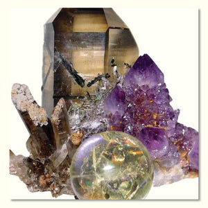 May 11, 2019 - Saturday 12-7pm - Crystal Show - with Deidre Berg