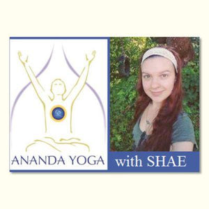November 20, 2019 - Wednesday 5:45-7pm - Ananda Yoga for All Levels - with Shaefeather Windsong