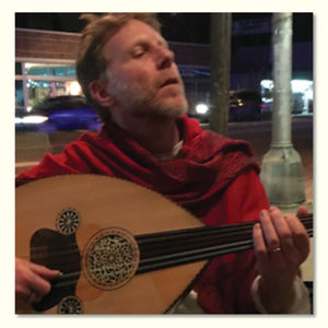 June 23, 2019 - Sunday 1-2:30pm - Music as Medicine - with Yuval Ron