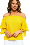 So Chic | Off shoulder Top
