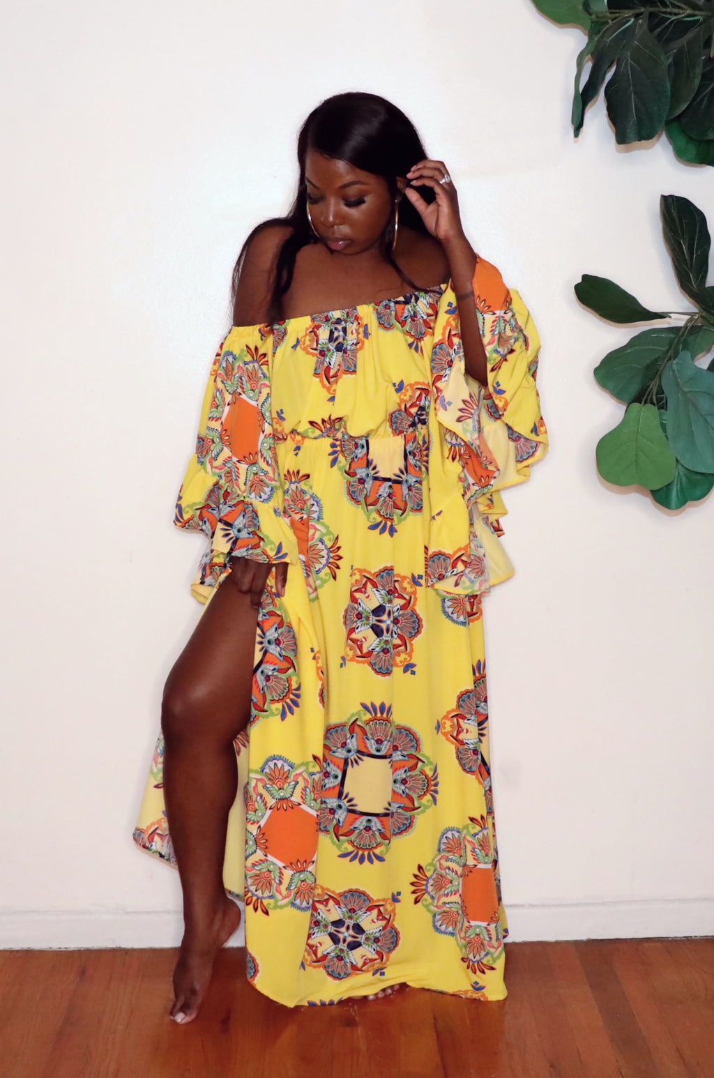 Sunshine | Maxi Dress