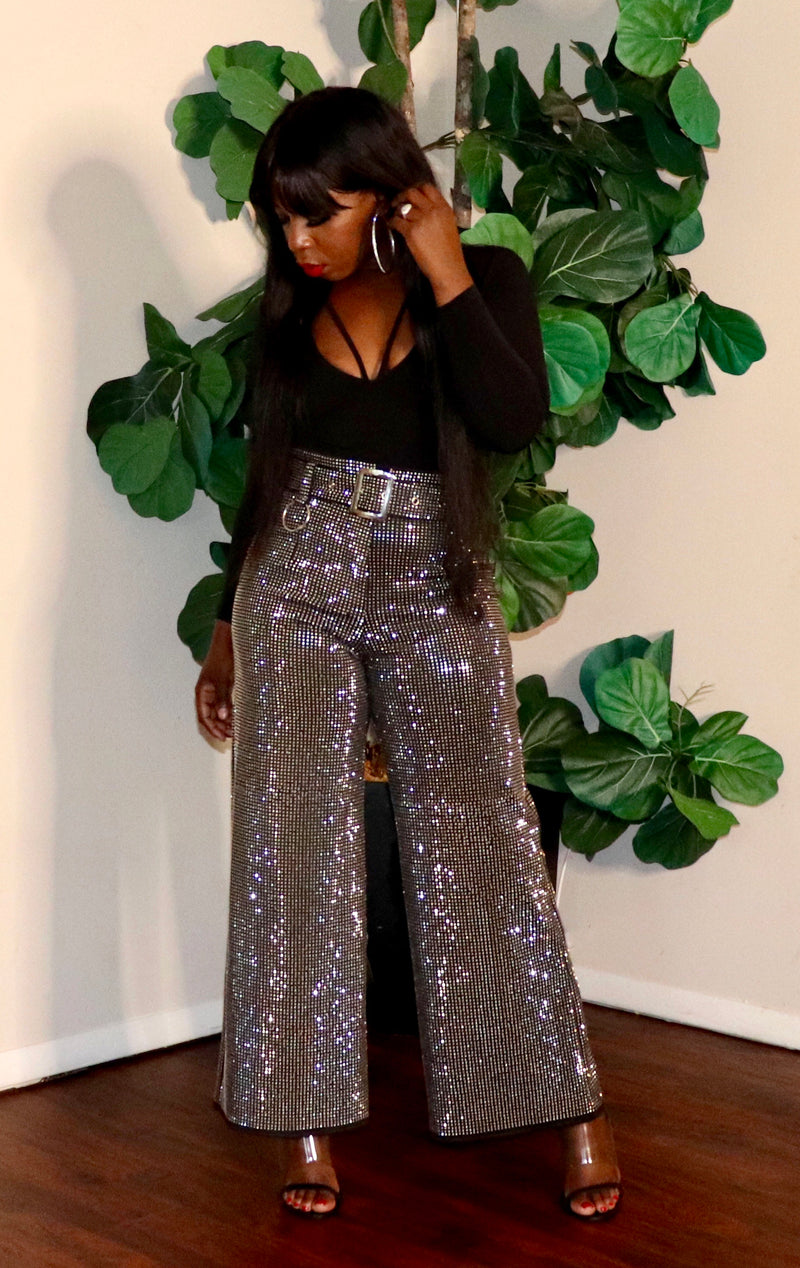 Mrs Jackson| Studded pants