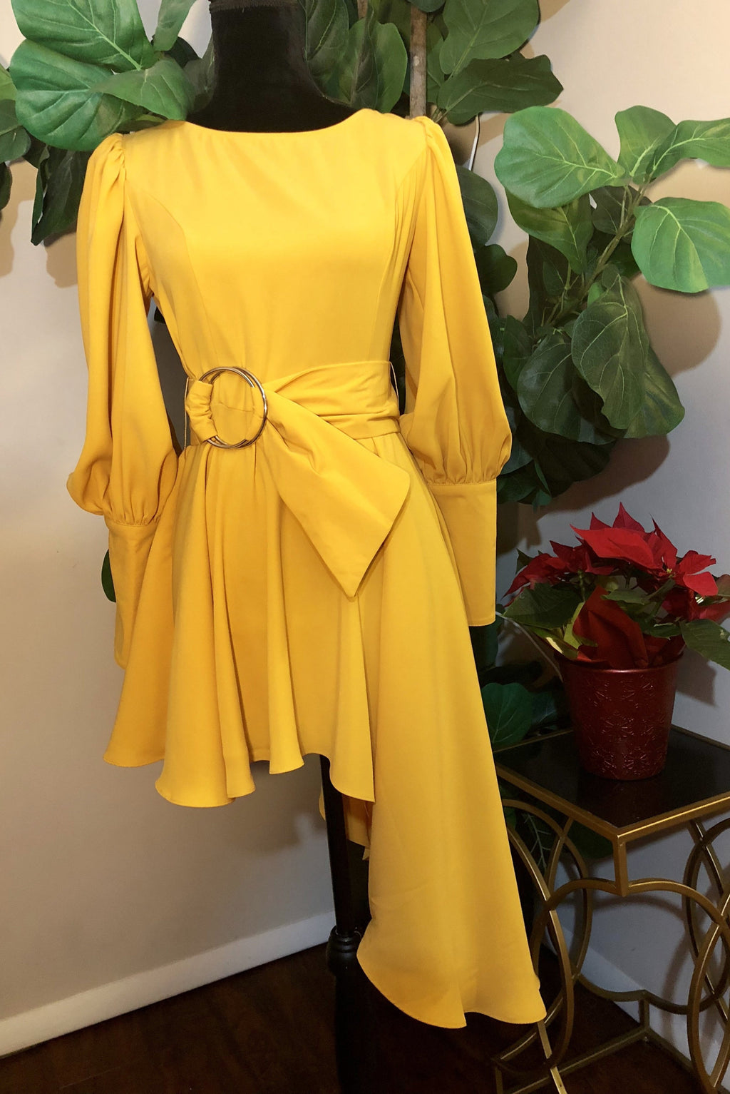 Belted Ways | Blouse - Mixed Emotions Boutique