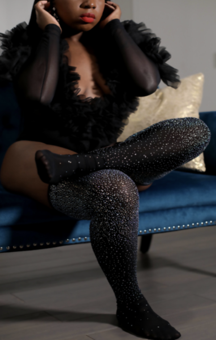 Glitz and Dazzle  | Knee High Socks