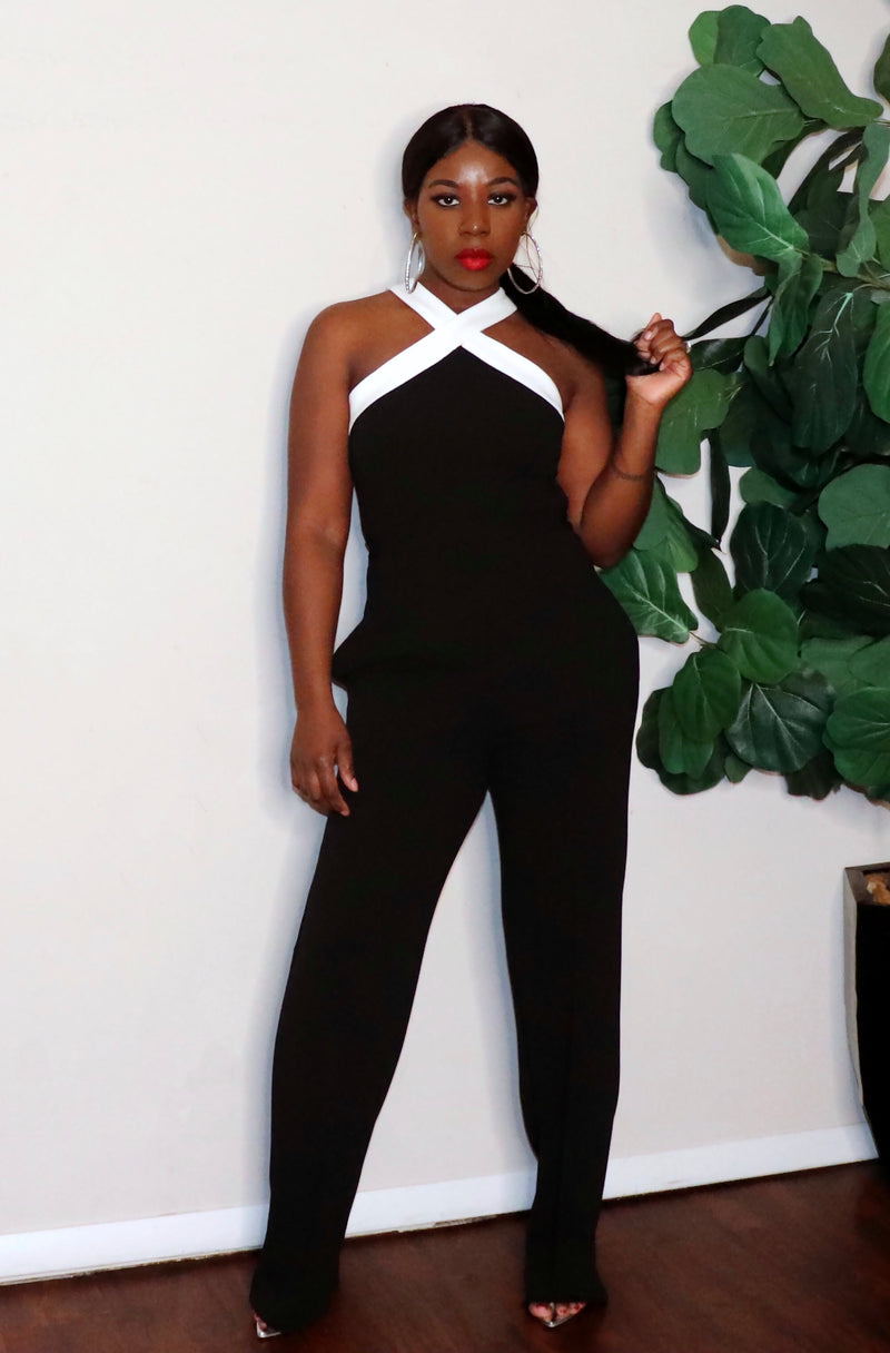 Classic Affairs |Jumpsuit