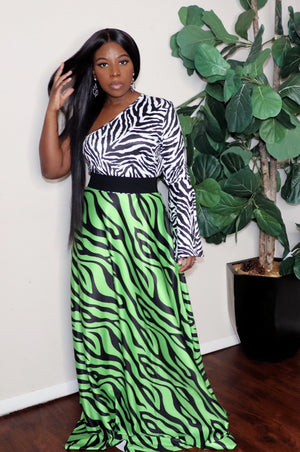 Safari | Maxi Dress