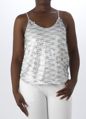 Mysterious Sparkle Top - Mixed Emotions Boutique