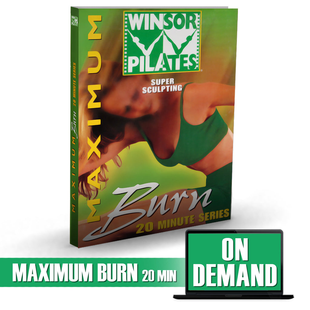 Maximum Burn 20 Minute Series