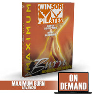 Maximum Burn Advanced Series