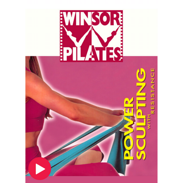 Winsor Pilates Power Sculpting with Resistance
