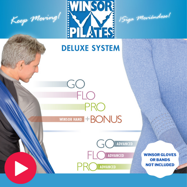 Winsor Pilates Silver Deluxe