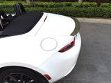 Boot Spoiler CarbonMiata Style - Suit ND
