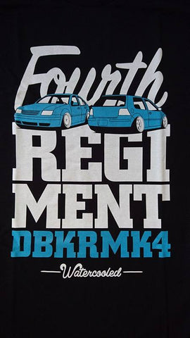 Dubkorps 4th Regiment Short Sleeve Tee