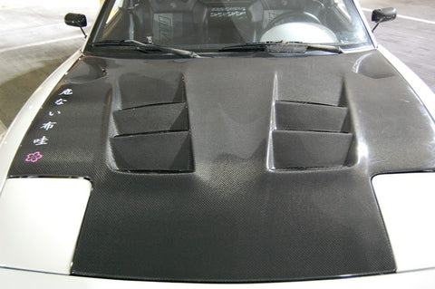 Bonnet Vented (AD9 Style) - Suit NA