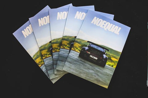 NoEqual.co - Magazine