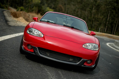 Front Lip Mazdaspeed Style - Suit NB (01-05 Only)