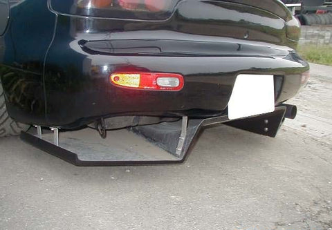 Rear Diffuser Garage Kagotani Style - Suit NA/NB and RX-7 FD
