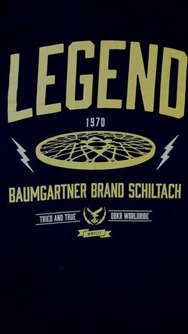 "Dubkorps BBS "" The Legend"" Short Sleeve Tee"