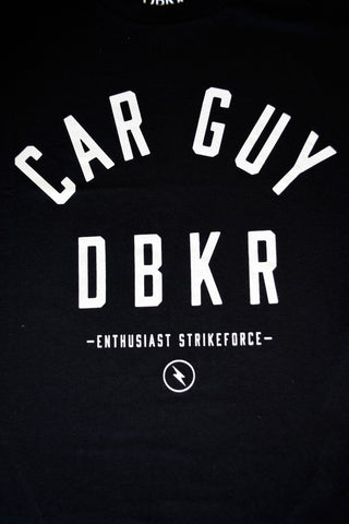 Dubkorps Car Guy Short Sleeve Tee