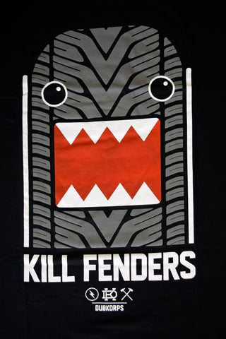 Dubkorps Kill Fenders Short Sleeved Tee
