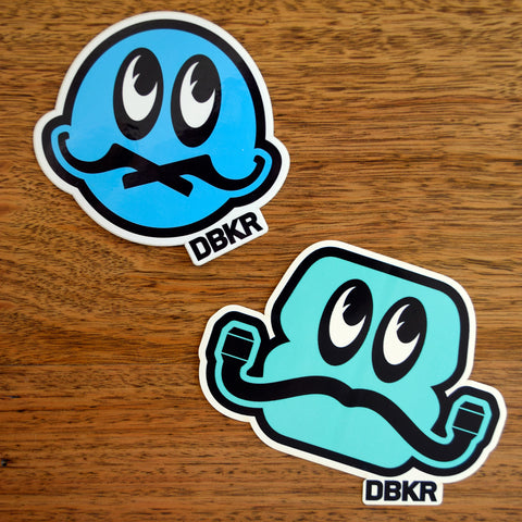 Dubkorps Coil Character / Bag Character Sticker
