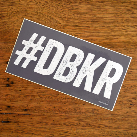 Dubkorps #DBKR Sticker