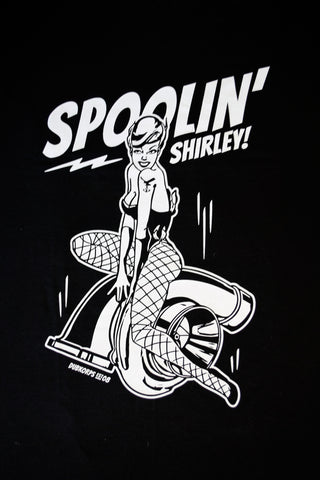 Dubkorps Spoolin' Shirley Short Sleeved Tee