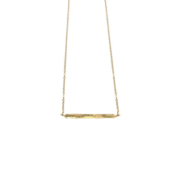 Beam Bar Necklace
