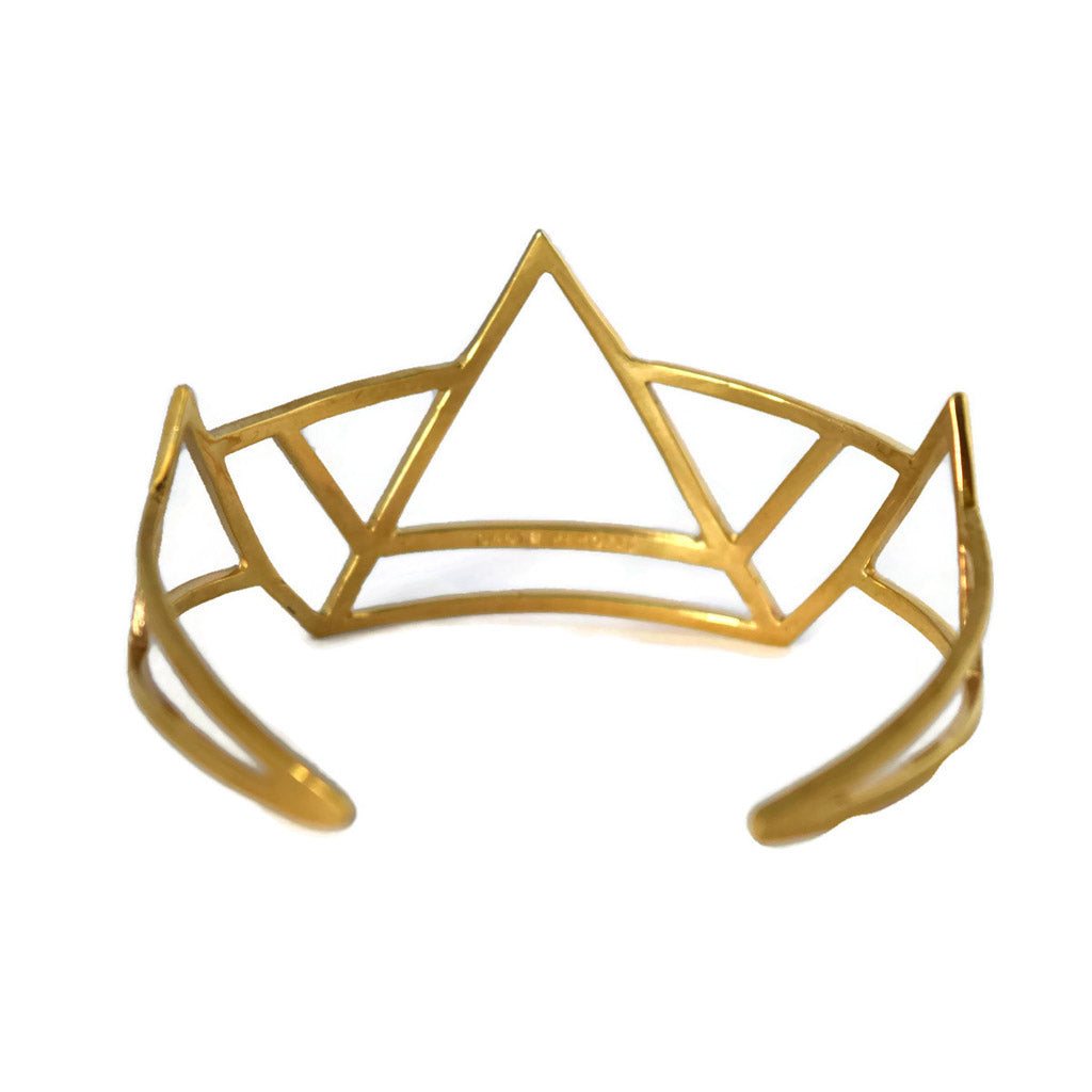 Pinnacle Cuff - Dante Perozzi Jewelry