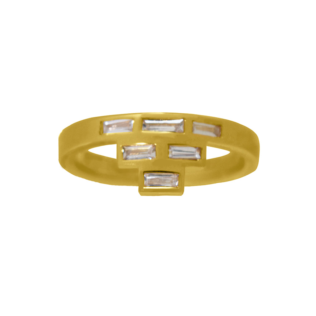 Ashlar Ring - Dante Perozzi Jewelry