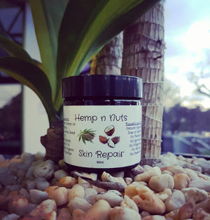 Hemp & Nuts Skin Repair balm - 60ml