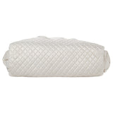 Chanel Winter White Coco Cabas Quilted Bag. Lovely! Coco et Louis