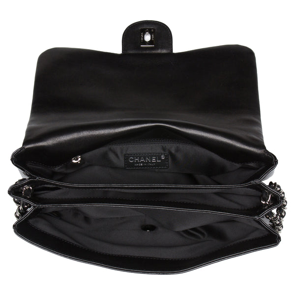 9f1b8802dad692 ... Chanel Black Camellia Flap Collector's Edition Bag. Breathtaking!