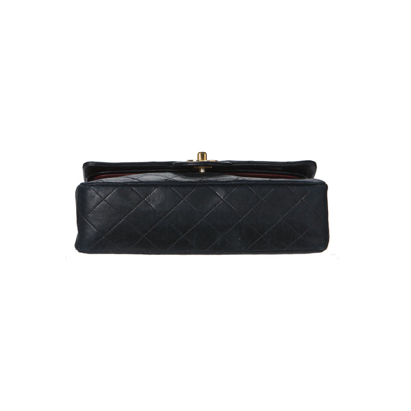 Chanel Black Classic Medium 2.55 Double Flap Bag. Iconic!  ON HOLD for LORNA - - Coco et Louis - 3