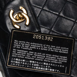 Chanel Black Classic Medium 2.55 Double Flap Bag. Iconic!  ON HOLD for LORNA - - Coco et Louis - 7