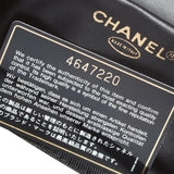 Chanel Black Caviar Large Vanity w/ Gold-Tone Hardware. So Chic! Coco et Louis