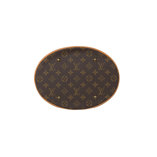 Louis Vuitton Monogram Bucket GM Bag. Iconic! Coco et Louis