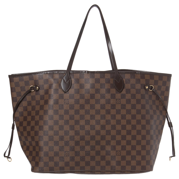 Louis Vuitton Damier NM Neverfull GM. Perfection! Coco et Louis
