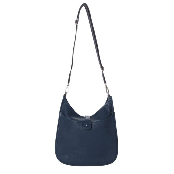 Hermes Blue Evelyn III PM Messenger Bag.  Gorgeous! - Coco et Louis - 2