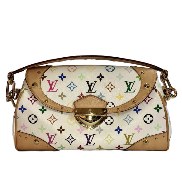 SOLD - Louis Vuitton Multicolore Monogram MM bag.  Very Chic!