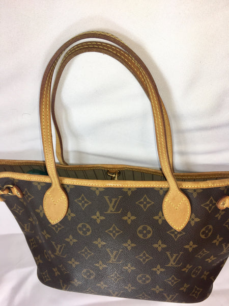 SOLD - Louis Vuitton Monogram Neverfull PM.  Lovely!
