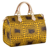 Louis Vuitton Monogram Pumpkin Dot Speedy 30. Chic and Stylish! Coco et Louis