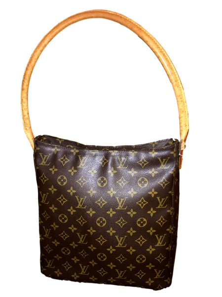 dc1261ae39b5 Louis Vuitton Monogram Looping PM Tote. Darling! – Coco et Louis