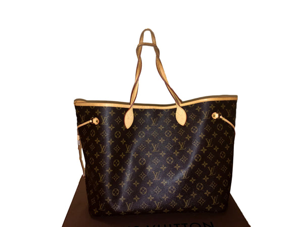 SOLD - Louis Vuitton PAYMENT PLAN ACCOUNT for PATRICIA Monogram GM Neverfull