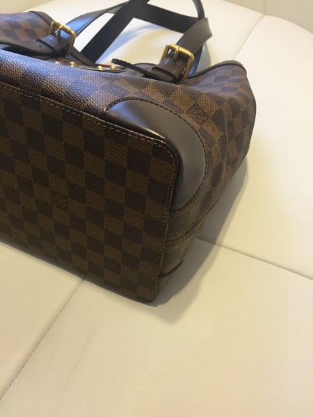 Louis Vuitton Damier Hampstead. Stunning! Coco et Louis